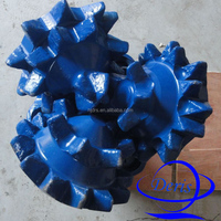 API 12 1/4 steel tooth tricone drill bits milled tooth tricone bit for soft formation