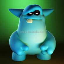 custom design cute monster art designer toys vinyl,custom make designer art vinyl toys