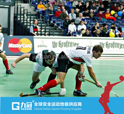 Good Quality hockey flooring PVC sports flooring