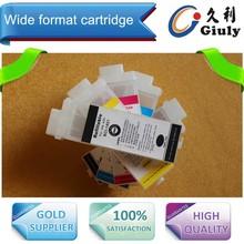 PFI-102 refillable ink cartridges for Canon iPF500 IPF510 IPF600 IPF610 IPF700 IPF710