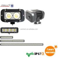 20W - 320W 9-30V DC High Lumens LED Work Light Bar On Bumper Bar Roof For Off road SUV ATV UTV Jeep Truck Trailor Crane