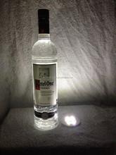 3M waterproof party favor led light sticker for beer/vodka bottle