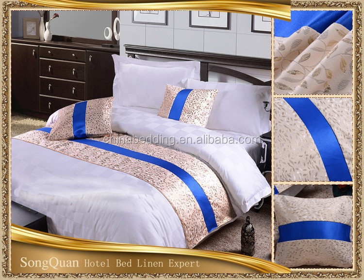 High Quality Hotel Bedding Set Size Of Queen Hotel