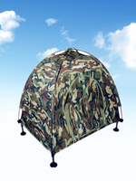 Camouflage Tent Pet Supplies Pet House Dot Tent