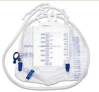 2 Chamber Urine Meter Drainage Bag