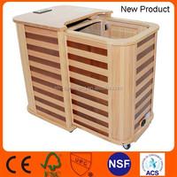 infared sauna foot warm barrel