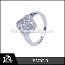 Guang Zhou Wholesale Mens Jewelry fashion coloured stones ring
