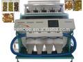 ccd arroz de color clasificador de la máquina