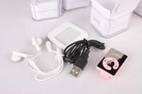 2015 wholesale Good design mini clip mp3 player