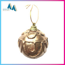 alibaba new products outdoor christmas hanging ball ornament decoration