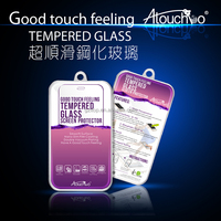 Atouchbo 9H 2.5D Ultra Smooth Anti-Scrach/Anti-fingerprint Clear Tempered Glass Screen Protector
