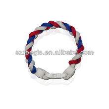 2013 New Style Negative Ion Three Rope Bracelet
