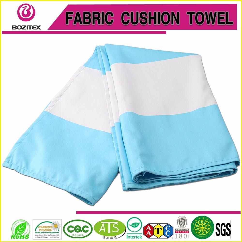 cabana raya diseño toalla de gamuza de microfibra para piscina de