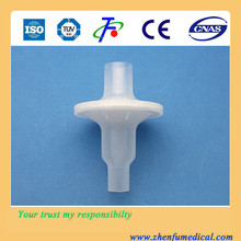 Bacteria viral lung function filter