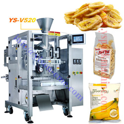 Automatic Plantain Chips Packers, Banana Chips Vertical Form Fill Seal Machine with CE