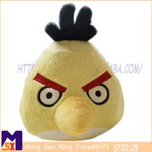 popular kids item love birds stuffed plush bird toys