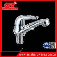 Alibaba China bottom price polished chrome wash basin tap models