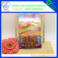 2014 New style direct sell High Quality Rainbow/ Looms Refills Bands