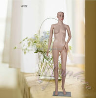 A122 display female mannequin,realistic dolls adult