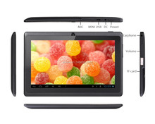 WIFI tablet pc external 3G hottest and most classic tablet pc 7 inch tablet pc free sample