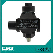 TTD Series Insulation piercing connector/ clamp for low voltage cable
