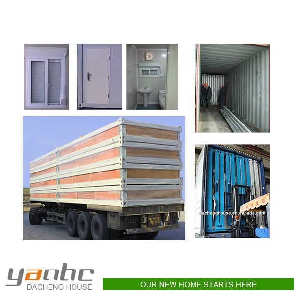 prefab cabin container house manufacturer