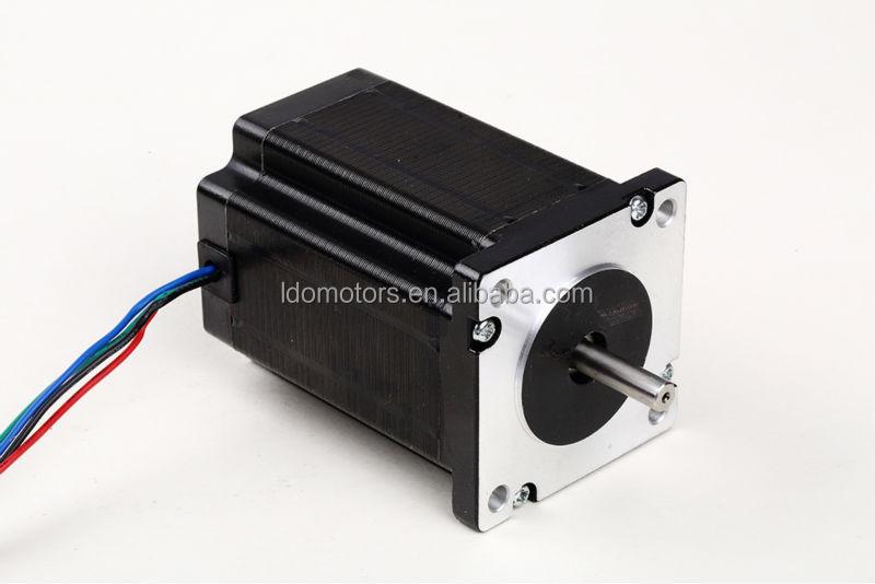 NEMA 23 unipolar/ bipolar CNC stepper motor, 57mm hybrid stepper motor