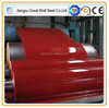ppgi coils in steel sheets paint coating on both side GI base sheet