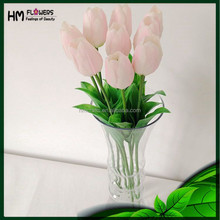 China Artificial Flowers Decoration Tulips
