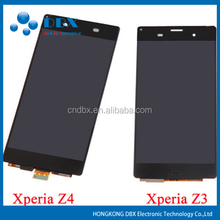 cheap mobile phone spare parts for snoy for sony z4 display for sony xperia z4 lcd screen