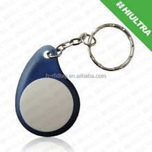 Manufacturer ABS Proximity contactless rfid lost car keys/nfc key chain