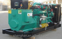 2015 new design green energy!!China manufacture 80kw gas generators
