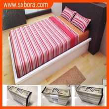 Hot Sale Polyester Print polar fleece bed sheets manufacturers in china