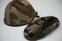 Camo Helmet Cover Of The French Army