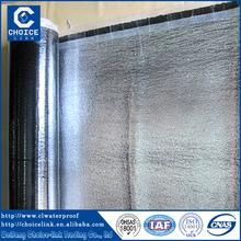 1.5mm Self adhesive bitumen membrane construction building