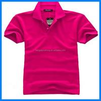 Jiangxi factory High quality pique custom polo shirt