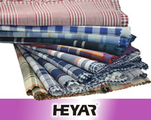Wholesale Doubleface Shirting Check Design Cotton Yarn Dyed Fabric
