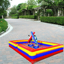 jumping inflatable combo games for indoor use