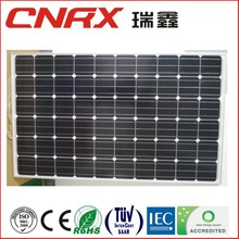 China supplier Ruixin Group Yueqing low price MS Monocrystalline 500 Watt solar panel price pakistan