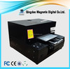 digital flatbed uv printer for golf ball, glass, tile, phone case, plastic, cd with white ink printing