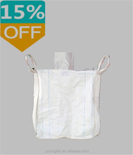 Hot sale 100% raw material high quality factory price 1000kg pp woven bulk bag