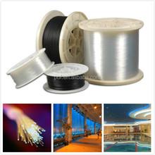 illumination lighting plastic optical fiber cable
