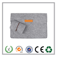 2015 Hot Sale Exquisite 15.6 Inch Felt Laptop Sleeve From Alibaba Gold Supplier