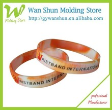 2015 new products cheap custom silicon bracelet for gift