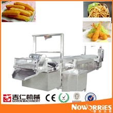 Industrial KFC Chips/Chicken Frying Product Line