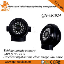 24IR LEDs Car Front View / Rear View / Side View Camera electronics products