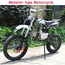 CE Petrol Motorcycle 125CC Dirt Bike 110CC Pit Bike with Disc Brake