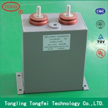 China High-tech safe High Voltage MFO OIL Pulse Capacitor