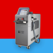 Safe and fast treatment hair removal 808nm diode laser