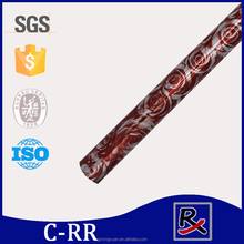 C-RR# PET material multi-color hot stamping foil for T-shirts/ bags/ belt and so on